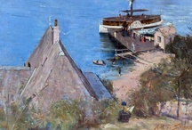 Arthur Streeton / by Masterpiece Art