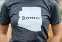 Arizona / by The Home T