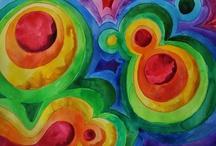 viva o belo e colorido! / by Cookie Diederichsen
