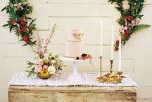 Dreamy Dessert Tables