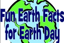 Earth Day Books and More / #earthday #earth #environment #green #planet #saveplanet #gogreen #recycle #ozone #globalwarming