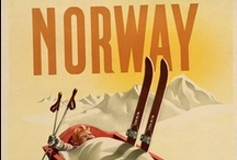 Norway - Old Posters