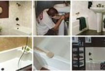 Bathroom Remodeling - Products & Services / Bathroom Remodeling Products & Services - Rebath of Boston  / by Bay State Re-Bath