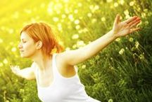 Health and Wellness Tips / Health and wellness tips to create a healthy balance between work and play in your life.  Learn fun and simple ways to nurture yourself from the inside out.