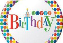 Happy Birthday ! / Des idées d'animations, ateliers créatifs, jeux, et des astuces  déco en + pour un super anniversaire !