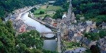 Villes, Villages (France). / Communes, Lieux-dit, Bourg.