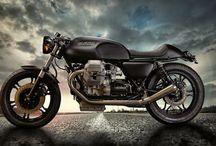 Motorcycles / Café Racers & Friends