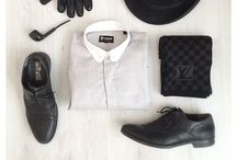 Style / My style . Black . White . Colour . Knolling