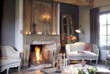 Камины / fireplace