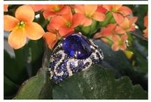 Colored Gemstones Jewelry / Add some color to your life!
