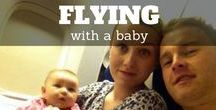 Flying With A Baby / So you have chosen your destination and it is your first time flying with a baby, what's next? When you book your flight you can expect to pay approximately 10% of the adult fare for children under the age of 2. Making it all the more reason to get as much travel in early! Don't forget to order the bulk head seat so that baby has a bassinet to sleep in during the flight.  http://travelmadmum.com/flying/