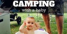 Camping With A Baby / I would be telling a lie if I told you I willingly went camping with my seventeen week-old baby. I am not a particularly seasoned camper! My partner and his family camp regularly. In fact it seems the entire population of New Zealand camp regularly. So I did a little investigating with other mums and they confirmed 'yes… It is absolutely fine to go camping with a baby'.    But you do need to do some planning... http://travelmadmum.com/camping-2/