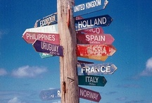 Places I want to visit*