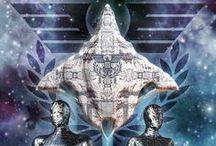 Sci-Fi and Fantasy Art by Luca Oleastri - illustrator / Art by Luca Oleastri - Sci-Fi and Fantasy Pro Illustrator - www.innovari.wix.com/innovari