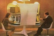 Retrofuture & Space Age / The coolest styles of all time!