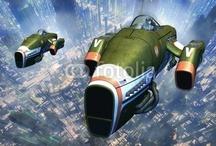 Sci-Fi & Fantasy 3D Art / Worldwide Fantastic 3D Art - www.innovari.it