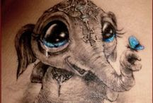 body art / Tattoos and such  / by Queen Averi
