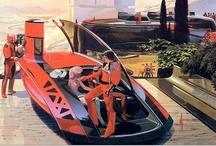 Syd Mead, visual futurist