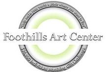 Foothills Art Center Events