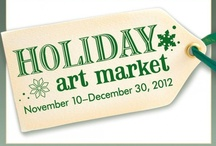 Holiday Art Market 2012