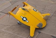 Experimental and Strange Aircrafts Visual Encyclopedia