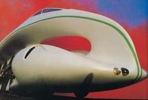 Luigi Colani design / the most innovative designer of the 20th and 21st centuries