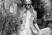 Boho / Derived in France 19th century. Wearing Your own  Personality through clothing and design. / by Karen Marie