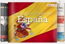 Lenguas de España - Languages of Spain / Lenguas de España