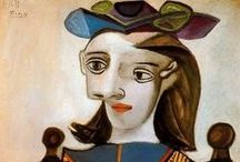 Picasso Portraits / Path to Analytic Cubism
