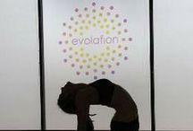 yoga teacher training / by evolation yoga