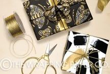 Gift Wrapping Inspiration / Gift Wrapping