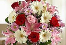 Flower arrangements / Balloon Notes & Flowers for today flower arrangements.