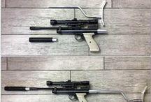 Crosman 2240 Air Gun / guns, costumizations,accessories, hints and tips for Crosman 2240 Air Gun