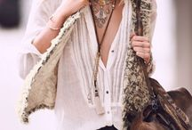 Wardrobe/Hair/Makeup / I would like to have a wardrobe just like this. BoHo Inspired