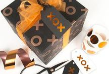 Father's Day Gift Wrapping / The Wrapping Paper Co.'s Father's Day gift wrapping ideas. www.wrapco.com.au