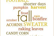 Fall Foods / Perfect recipes that will spice up the Fall Season!