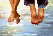 ♣ Art - Oil painting / Arte echo al oleo, pinturas que me gustaria reproducir.
