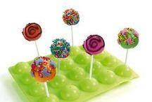 Pâtisserie (ré)créative ! / Pâtisserie fun et colorée, pour le plaisir des yeux et des papilles !