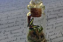 Craft Message in a bottle