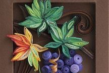 Quilling / The craft of quilling