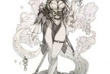 Sketches / Rough