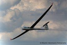 Segelflug-Wettbewerb Hahnweide, Kirchheim/Teck / fotografiert mit Sony Alpha 77 und Sigma 18-200