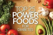 Eating Right! / Great recipe ideas and suggestions to keep your diabetes in check!