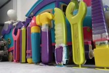 Kartum - Soluciones Creativas / Formas y figuras hechas en icopor de alta densidad en pequeños y gran formato. www.kartum.com.co