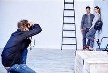 Backstage AW 2015 / Tłem dla sesji zdjęciowej promującej kampanię jesień-zima 2015 marki Wojas stała się scenografia inspirowana stylami skandynawskim i loftowym. Twarzą kampanii została po raz drugi Aleksandra Kielan, zwyciężczyni konkursu The Look Of The Year 2014 Polska. Podczas sesji towarzyszył jej Rodrigo Santos z agencji Avant Models.