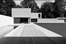 Belgian Architecture & Interiors / Contemporary architecture and interiors in Belgium. Clean lines and minimal style.