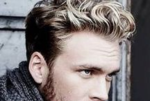 Hair for men / coiffure homme