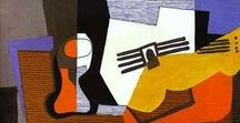 PIcasso Guitars / Synthetic Cubism