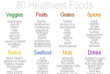 Eat Right & Healthy Stuff / by Denise Cobb-Williams