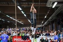 Crossfit and weightlifting